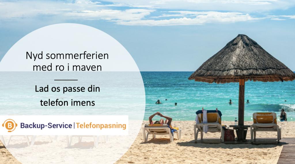 Hold sommerferie uden telefonen